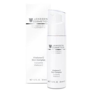 Janssen Concentre Vitaforce C 30 ml (Peau Exigeante)