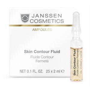 Janssen Ampoules Fluide Contour Visage 3 x 2 ml