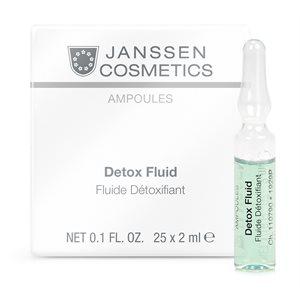 Janssen Ampoules Fluide Detox 25 x 2 ml