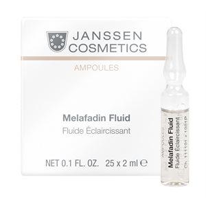 Janssen Melafadin Fluid Vials 25 X 2 ml