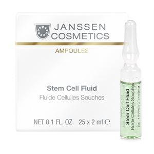 Janssen Ampoules Fluide Cellulaire S 25 X 2 ml