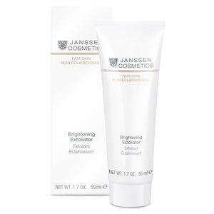 Janssen Exfoliant Eclaircissant Melafadin 50 ml (Soin Eclaircissant)