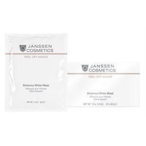 Janssen Botanica White Mask (10x30gr)