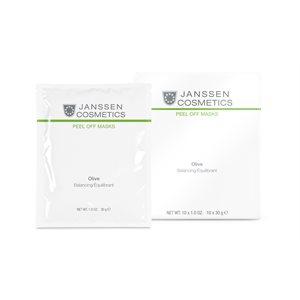 Janssen Mask Olive Smoothing 10 X 50gr
