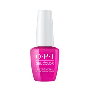OPI Gel Color All Your Dreams in vending Machines 15ml (Tokyo) -