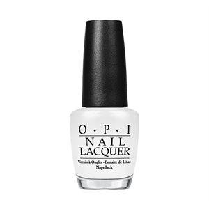 OPI Nail Lacquer Alpine Snow (French White) 15 ml