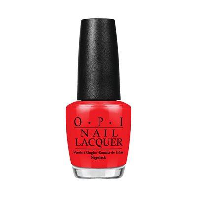 OPI Vernis Big Apple Red 15 ml