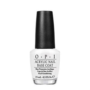 OPI Nail Lacquer Acrylic Nail Base Coat 15 ml -