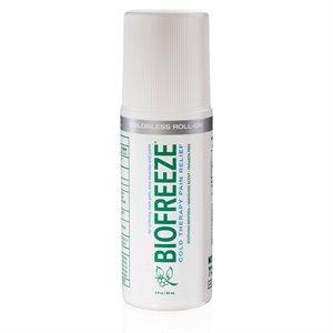 BioFreeze Alivio del dolor en Rodillo 3 oz