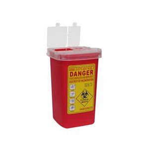 Boite Rouge Pour Disposer Des Filaments