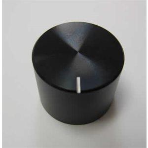BLACK KNOB FOR ELECTRICAL UNIT