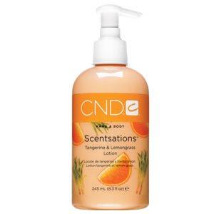 CND Scentsations MANDARIN AY LEMON GRASS LOTION 8.3oz