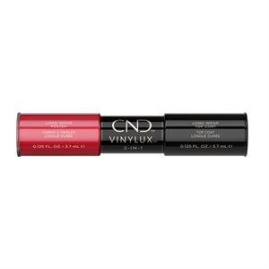 cnd vinylux 2 en 1 Hot Pop Pink -