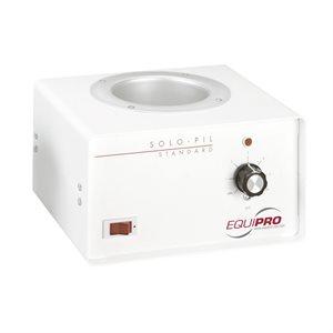 """Calentador de cera simple standard SOLO-PIL 4"""" EQUIPRO +"""
