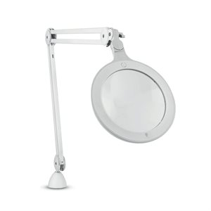 Lampe Loupe Daylight Omega7 LED 3 Dioptries