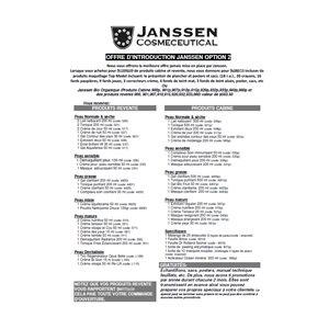 Introduction Janssen Platine