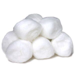 Kit 2 x Ouattes de Cotton Moyenne 100% Coton 2000 un