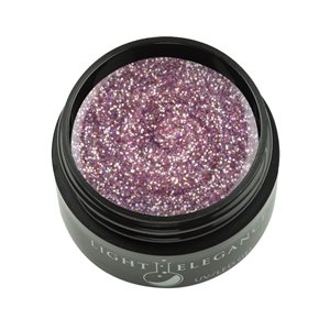 Light Elegance #OMG UV / LED Glitter Gel 17 ml -