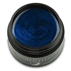 Light Elegance Belgium Blue UV / LED Color Gel 17ml World -
