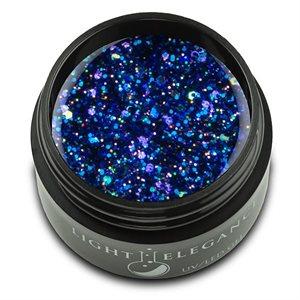 Light Elegance After Midnight UV / LED Glitter Gel 17 ml