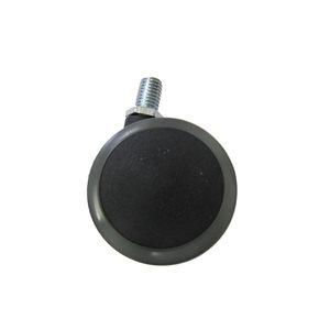 Black Wheel with screw insert system