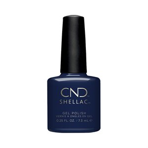Shellac Vernis UV HIGH WAISTED JEANS #394 7.3 ml Party Ready